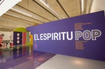 Vista de la muestra El espíritu Pop, en el Museo de Arte Contemporáneo de Mar del Plata (MAR)
